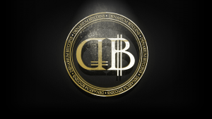 Denarium Bitcoin background