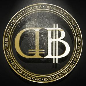 Denarium Bitcoin logo square