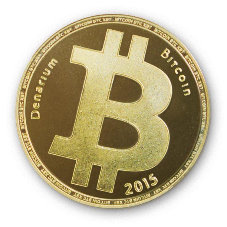 Custom Denarium Bitcoin