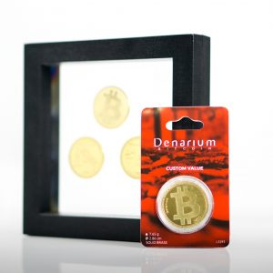 Denarium Custom Bitcoin individual retail package