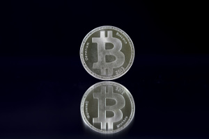 Denarium Bitcoin custom promo dark