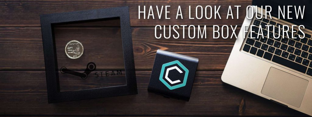 Coin, custom coins, denarium coin box, physical bitcoin, coin wallet