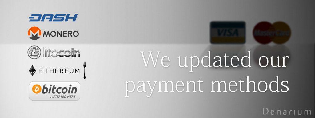 denarium-bitcoin-payment-options