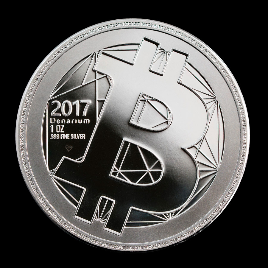 Denarium bitcoin professional physical bitcoin coin manufacturer denarium custom silver ccuart Gallery