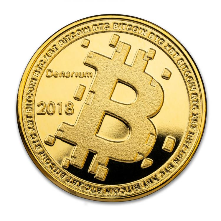 Bitcoin for your charity